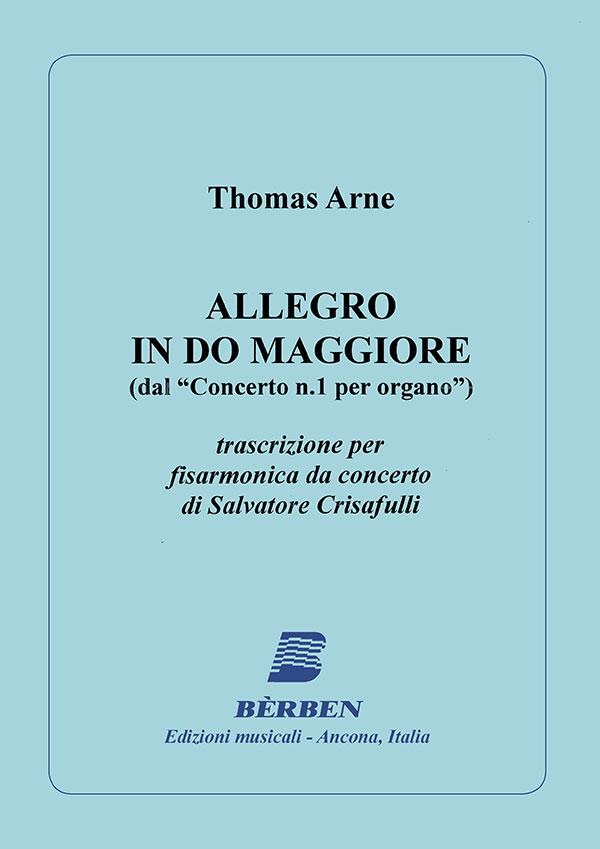 Allegro in do maggiore