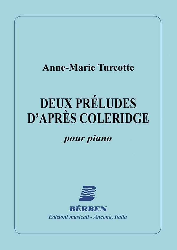 Deux préludes d'après Coleridge