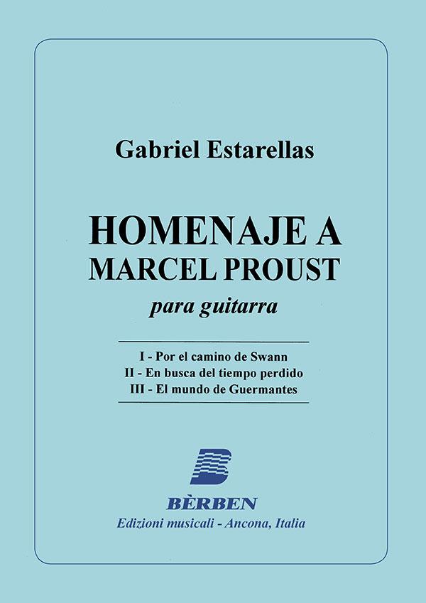 Homenaje a Marcel Proust
