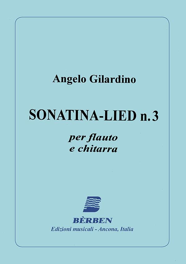 Sonatina-Lied n. 3