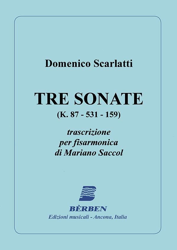 Tre sonate