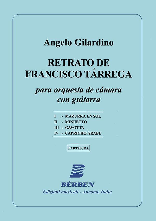 Retrato de Francisco Tarrega