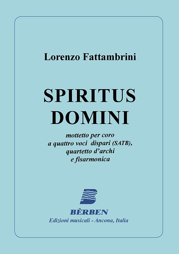 Spiritus domini