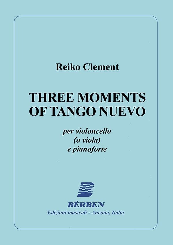 Three moments of tango nuevo