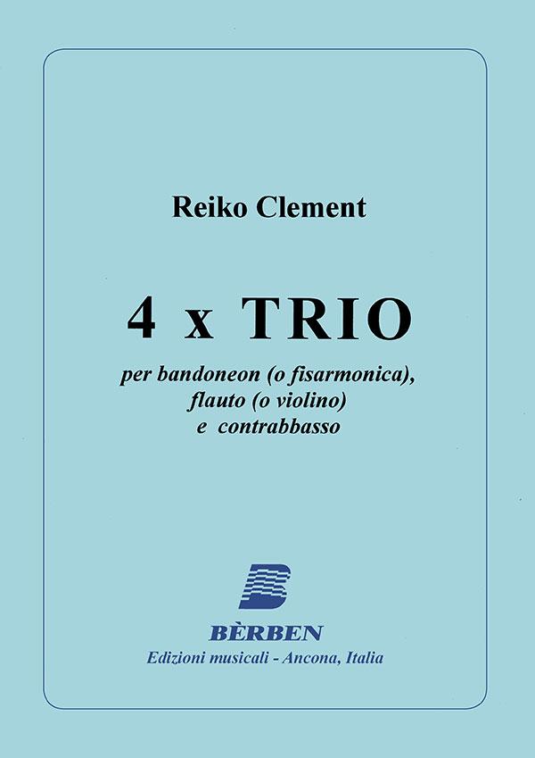 4 x trio
