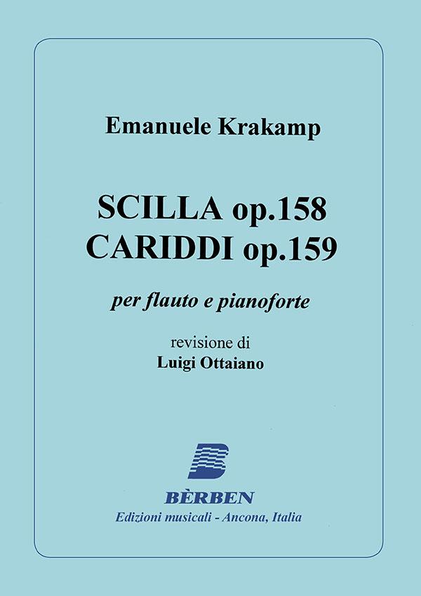 Scilla op. 158 - Cariddi op. 159