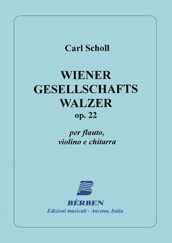 Wiener Gesellschafts Walzer