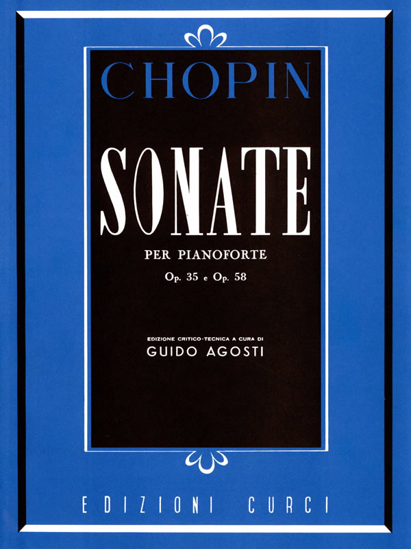 Sonate op. 35 in Si bemolle minore e op. 58 in Si minore