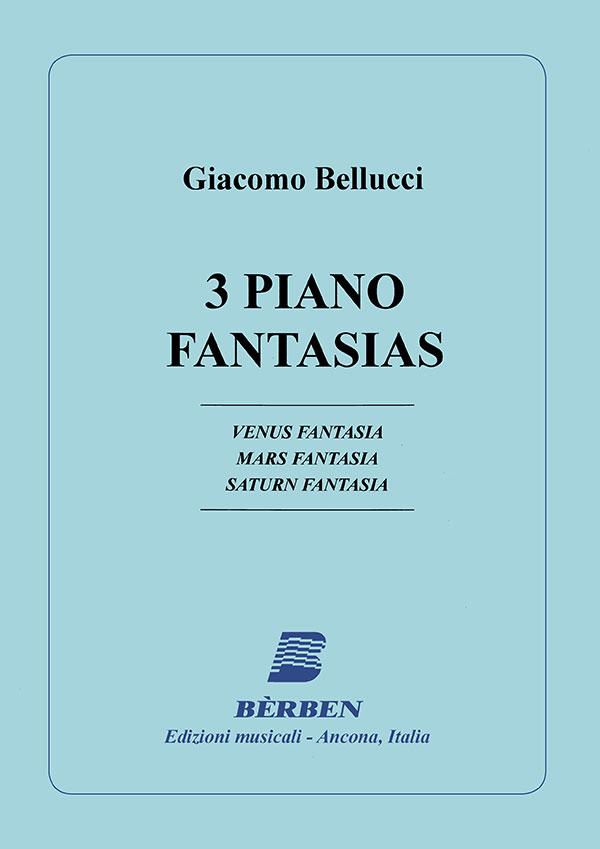 3 Piano Fantasias