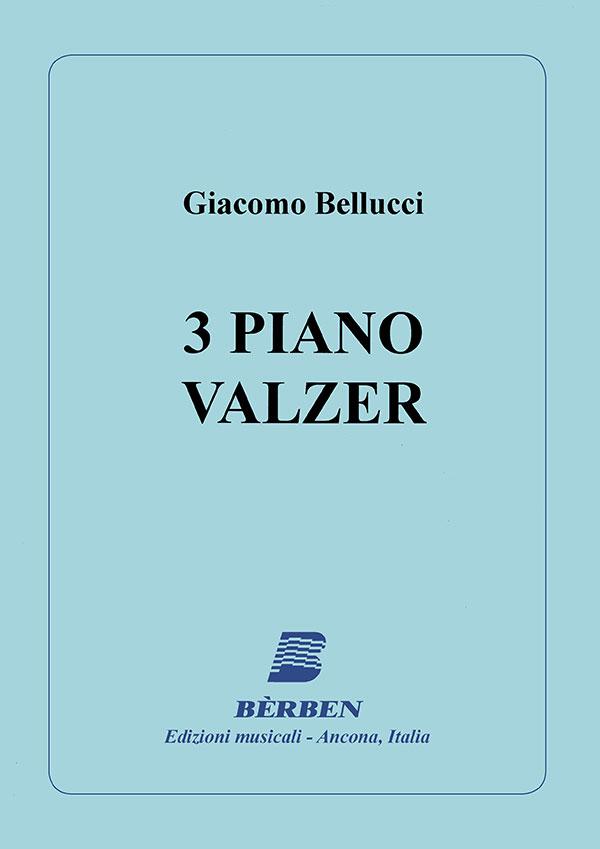 3 Piano Valzer