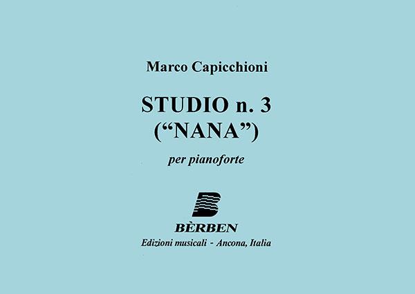 Studio n. 3