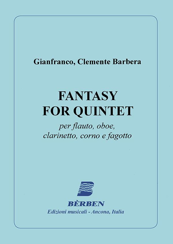 Fantasy For Quintet