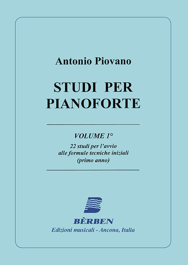 Studi per pianoforte