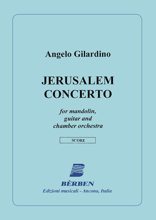 Jerusalem Concerto