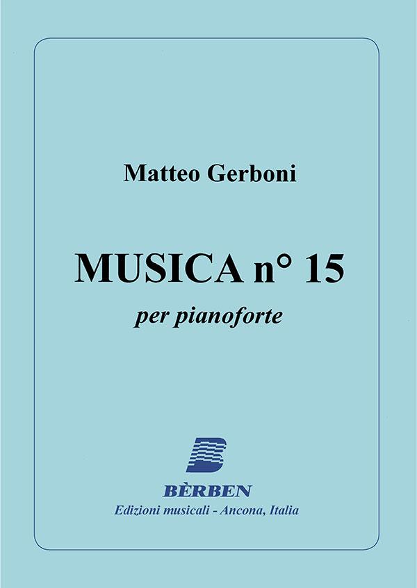 Musica n° 15
