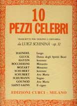 Raccolta di 10 pezzi celebri op. 32