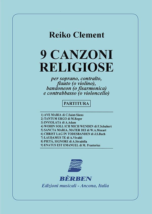 9 canzoni religiose