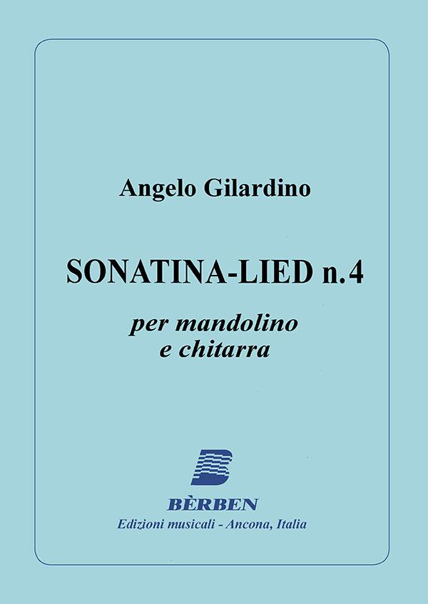 Sonatina-Lied n. 4