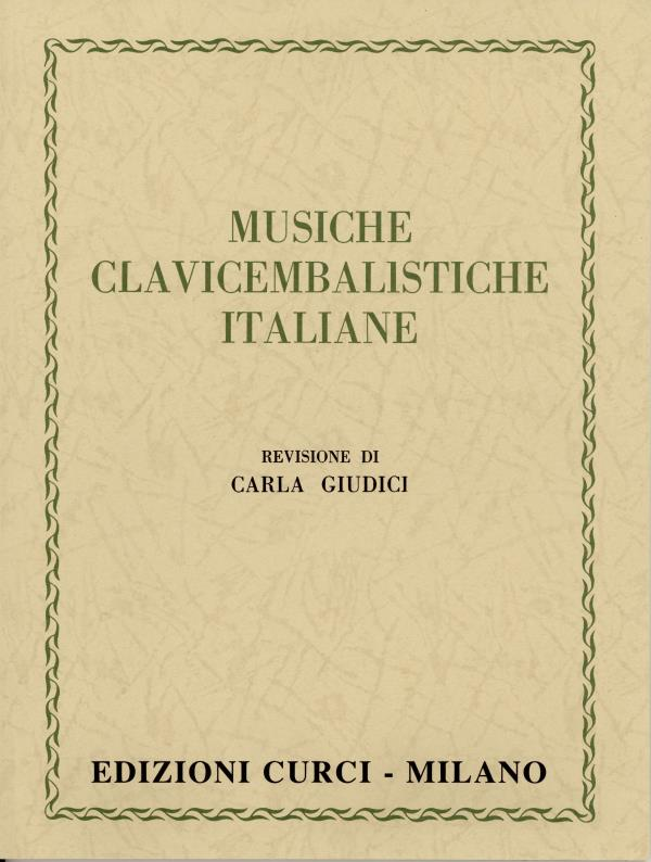 Musiche clavicembalistiche italiane