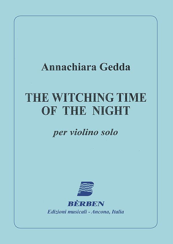 The Witching Time Of The Night