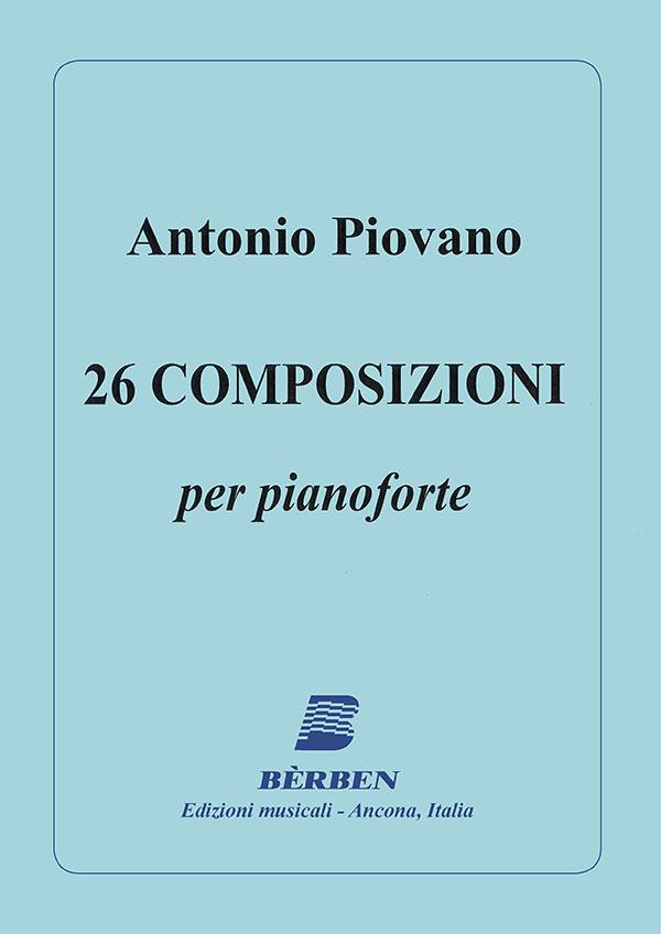 26 composizioni