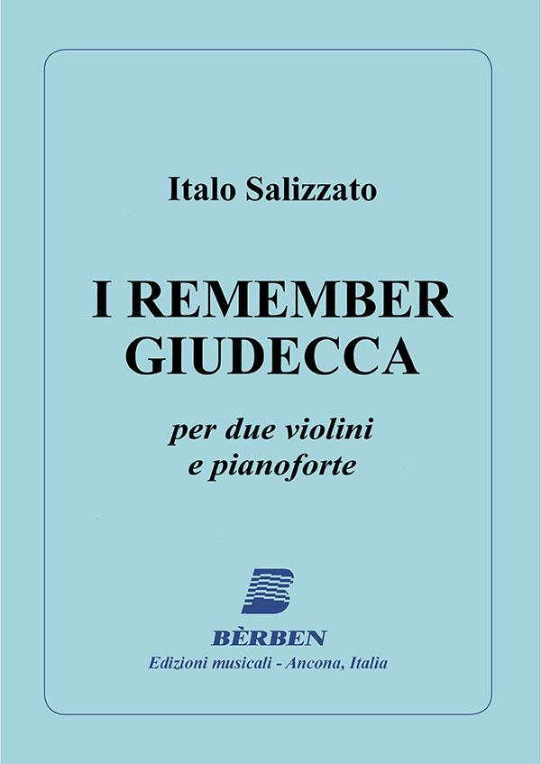 I Remember Giudecca