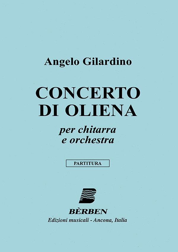 Concerto di Oliena