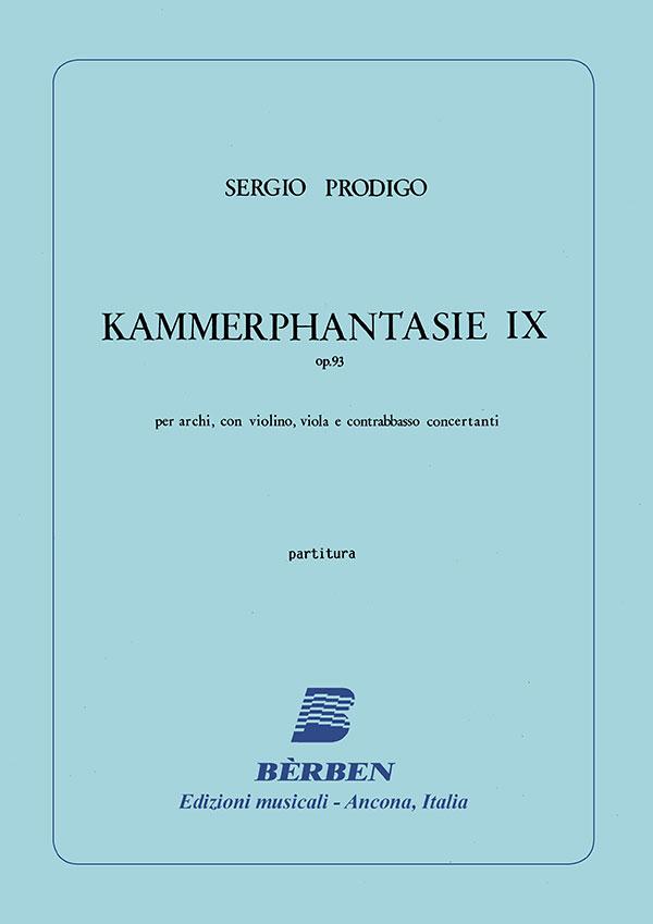 Kammerphantasie IX