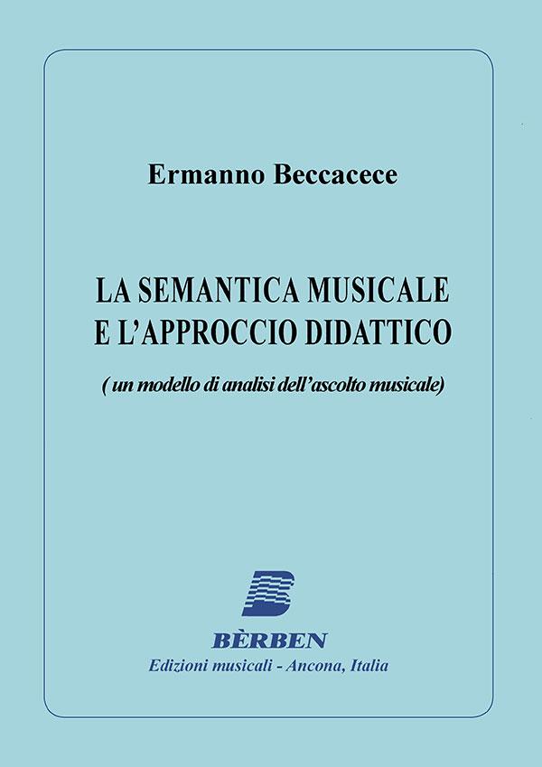 La semantica musicale e l'approccio didattico