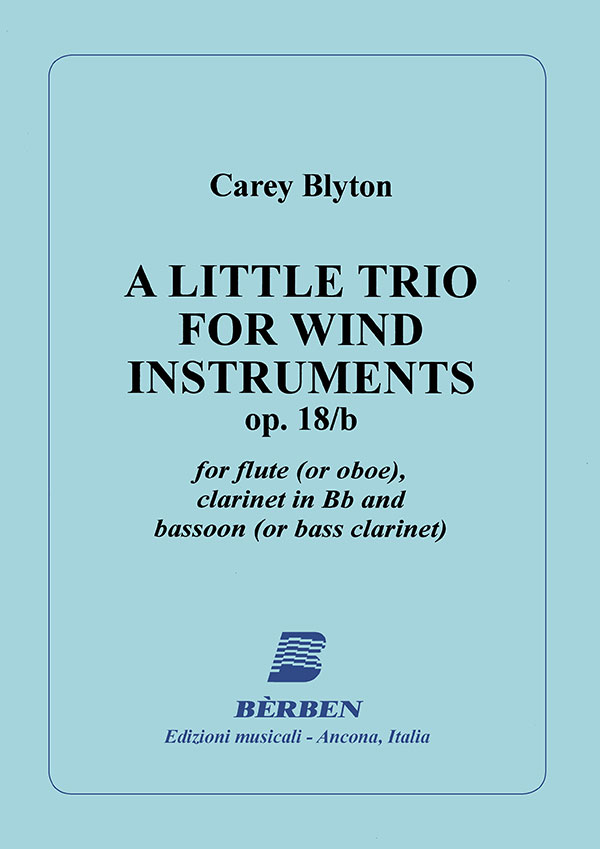 A Little Trio For Wind Instruments
