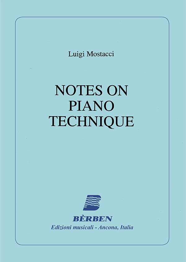 Notes On Piano Technique