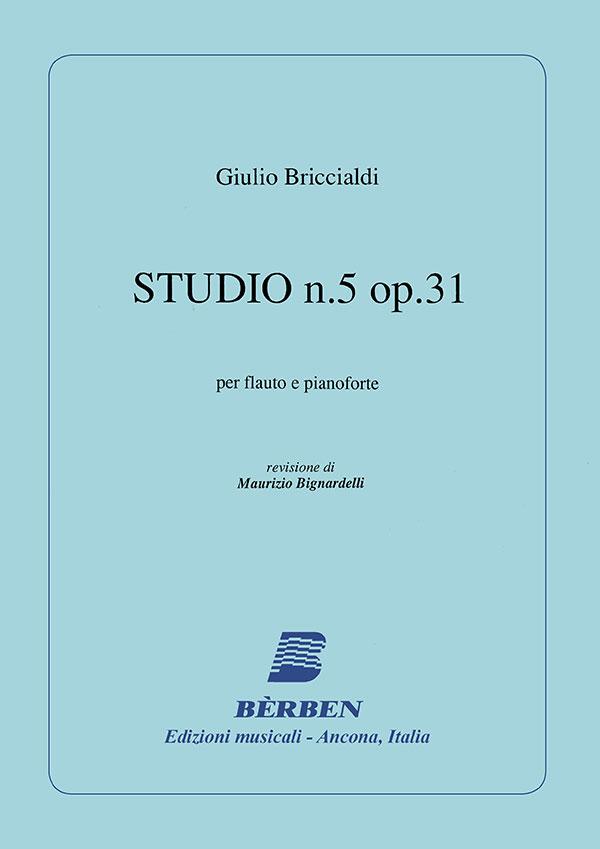 Studio n. 5 op. 31