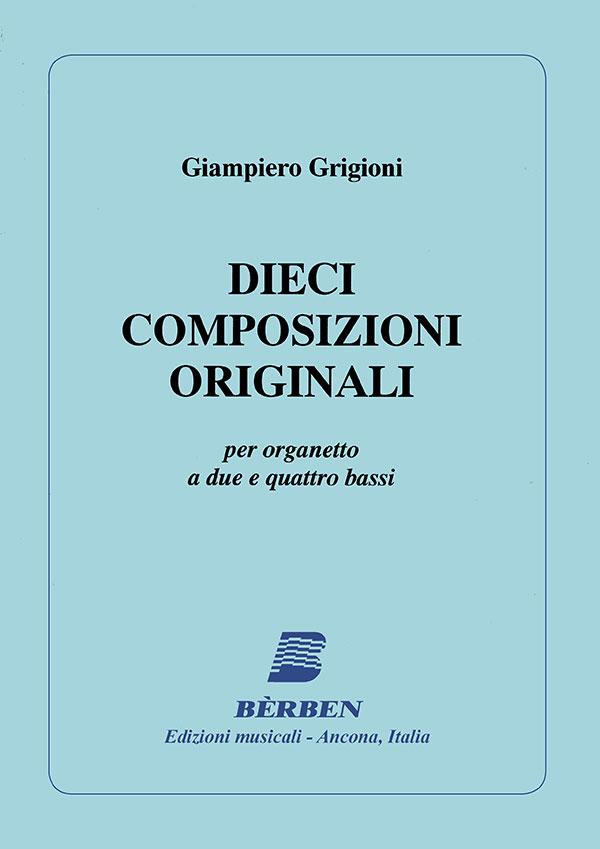 Dieci composizioni originali