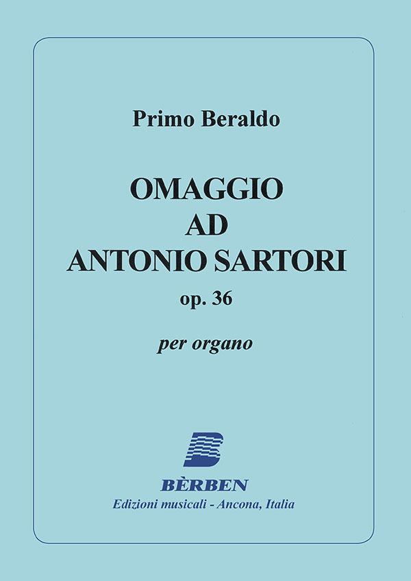Omaggio ad Antonio Sartori