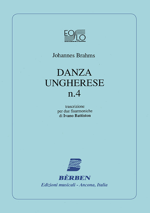 Danza ungherese n. 4