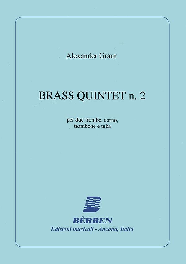 Brass Quintet n. 2