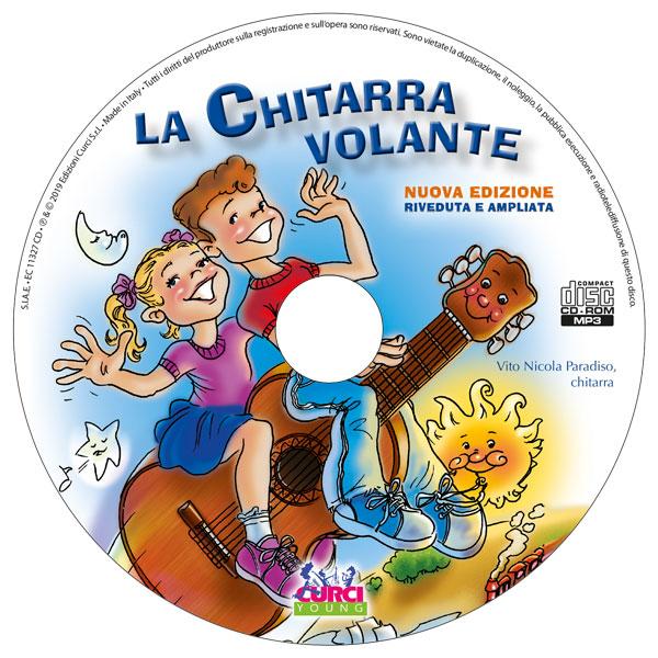 CD La chitarra volante - nuova edizione