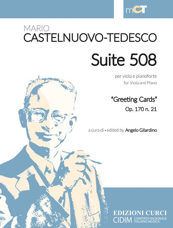 Suite 508 per viola e pianoforte