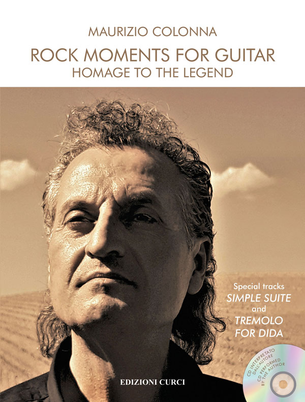 Rock Moments for Guitar - Homage to the Legend