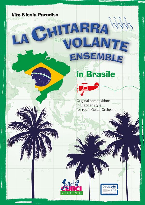 La chitarra volante ensemble in Brasile