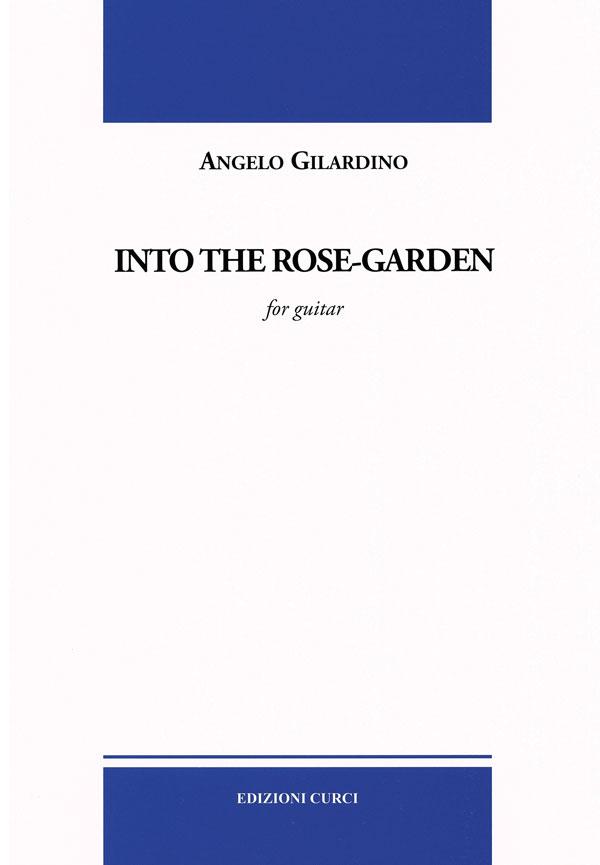 Into the rose-garden