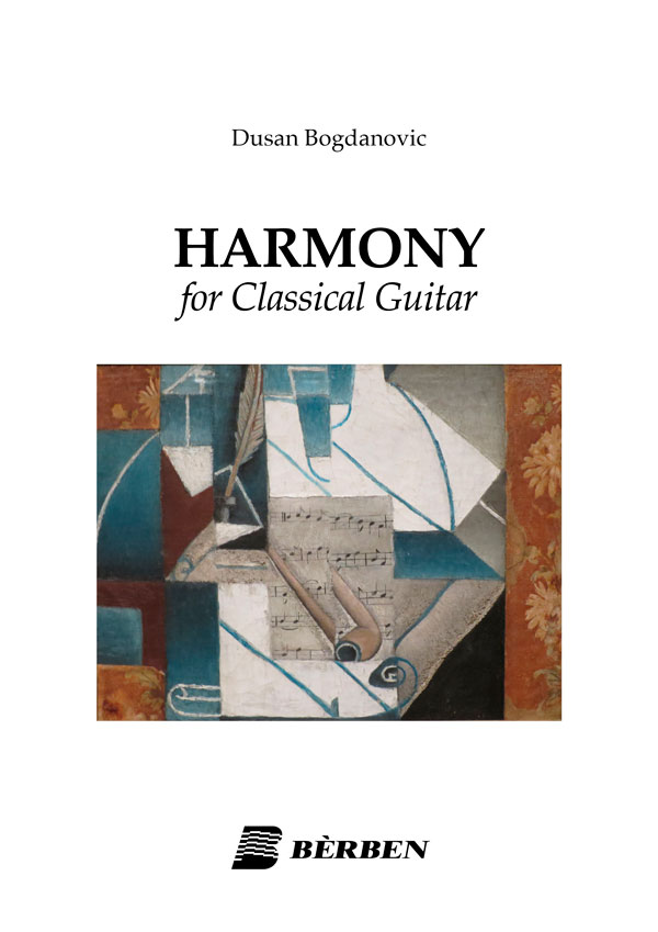 Harmony for Classical Guitar