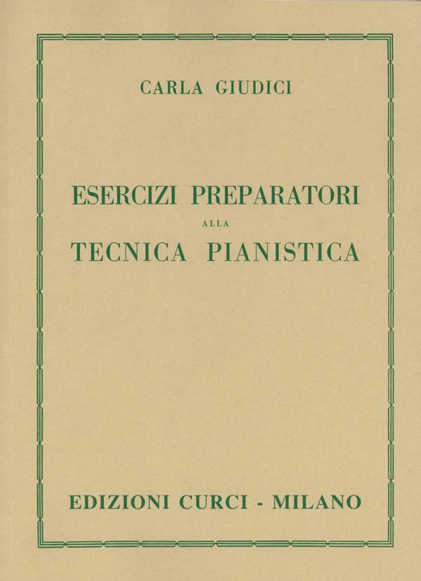 Esercizi preparatori alla tecnica pianistica