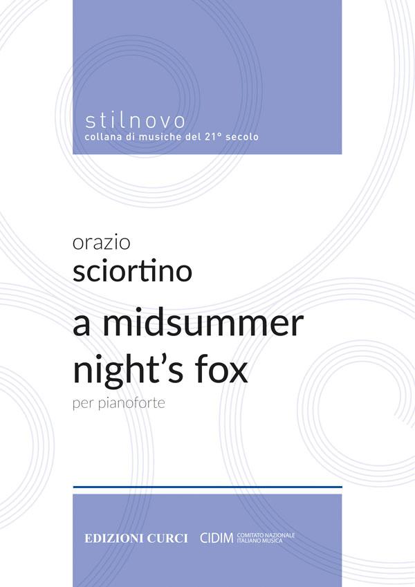 A midsummer night's fox