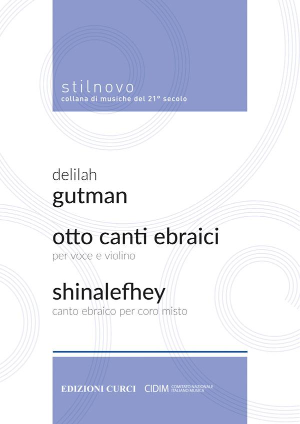 Otto canti ebraici /Shinalefhey