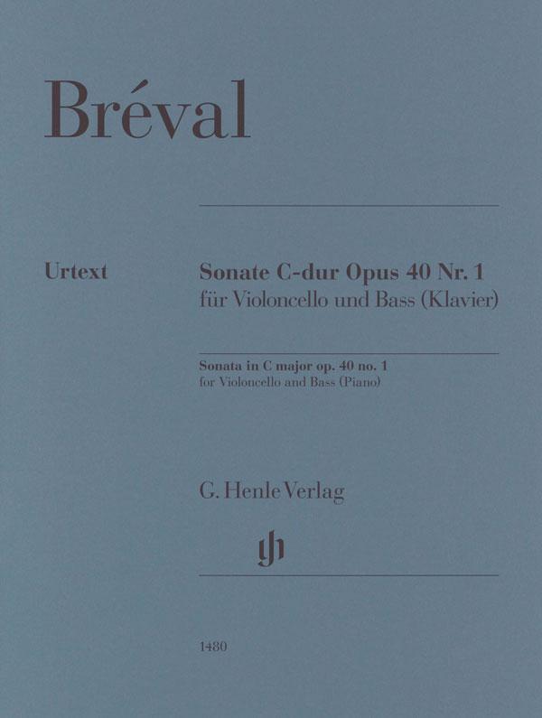 Sonate C-dur Opus 40 Nr. 1