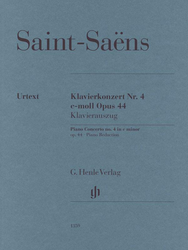 Klavirerkonzert Nr. 4 c-moll Opus 44
