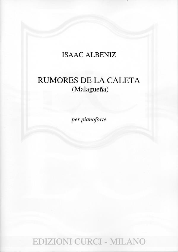 Rumores de la caleta (Malagueña)