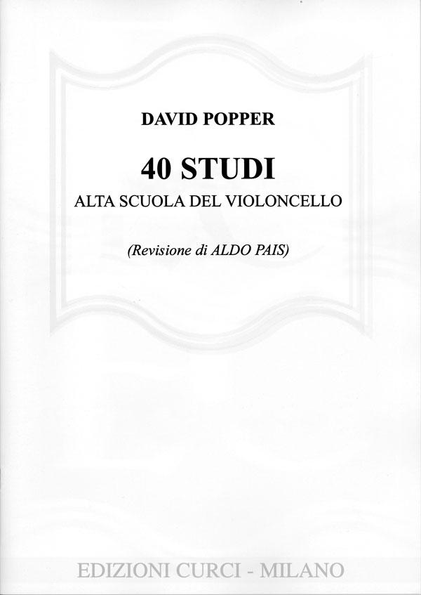 40 studi op. 73