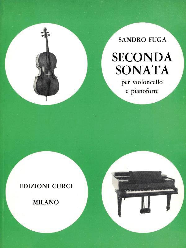 Seconda Sonata per violoncello e pianoforte